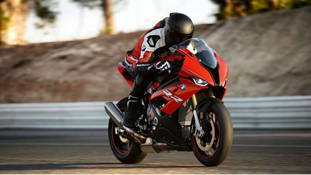 Bmw 1000 Rr 2020 Red