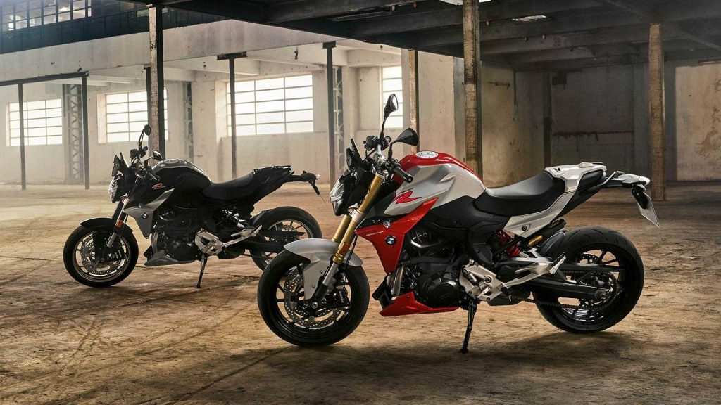 Bmw Unveils New Concept R18 2 S1000xr F 900 R And F 900