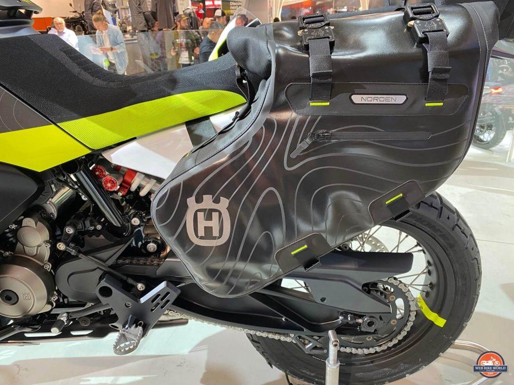 Husqvarna Norden 901 concept bike.