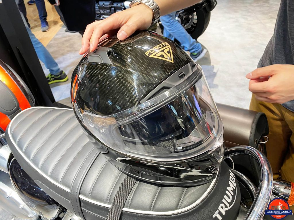 The Forcite Smart Helmet.
