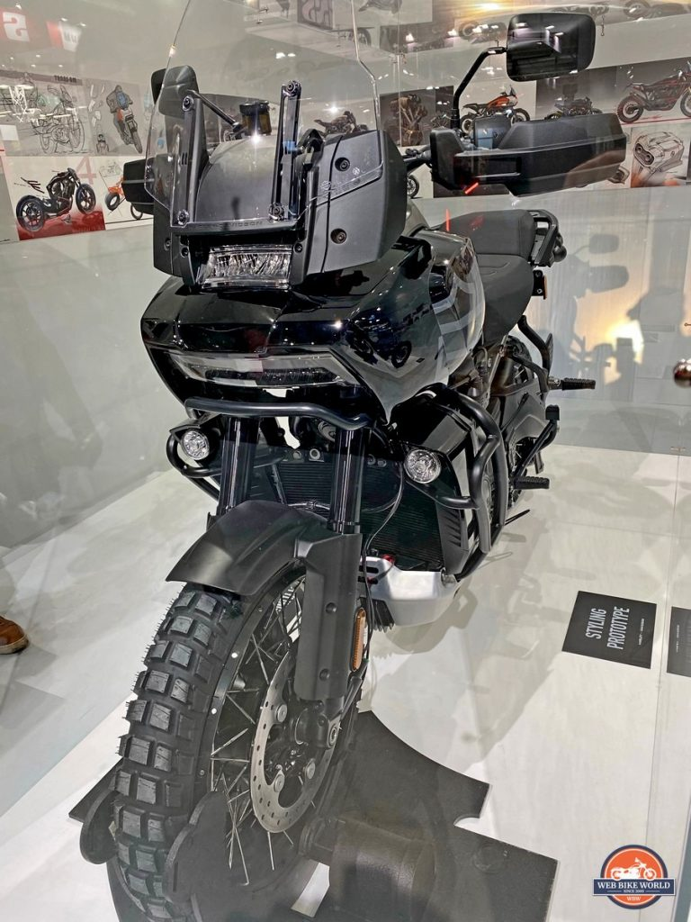 Harley Davidson Pan America.