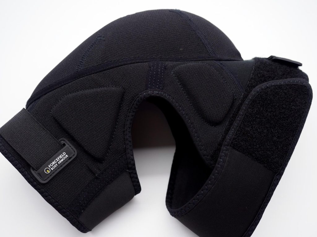 Forcefield AR Knee Protector lateral foam padding