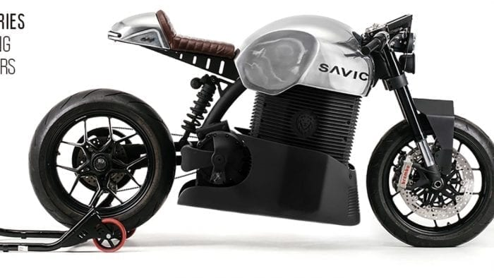 Savic Motorcycles C-Series
