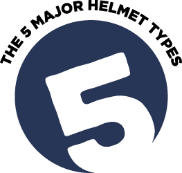 5 Major Helmet Types