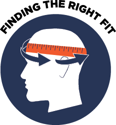 How to Find the Right Helmet Fit