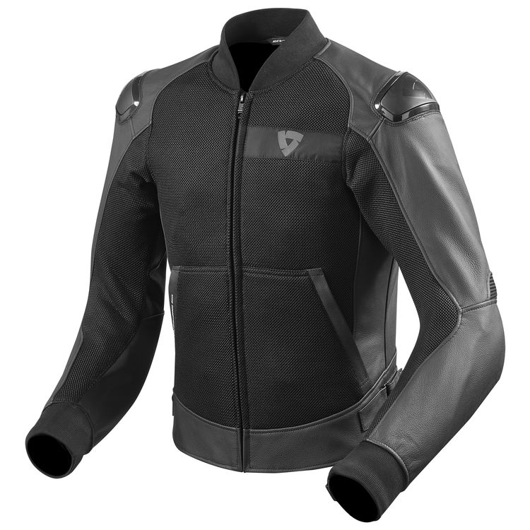 REV'IT! Blake Air Men Black Jacket
