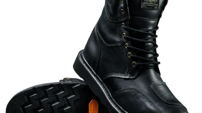 Roland Sands Mojave Boots from 2Wheel deals