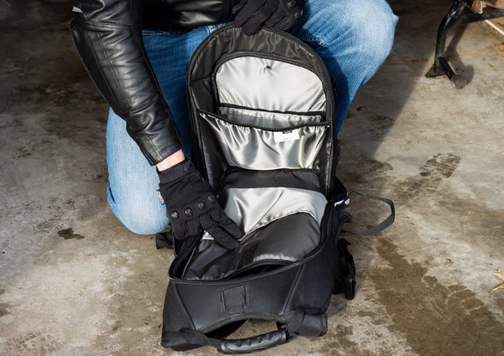 Viking Bags Backpack Storage