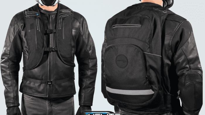 helite airbag backpack