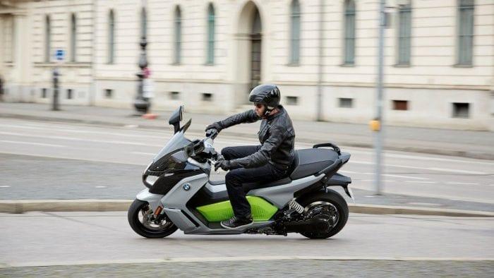 2020 BMW C Evolution