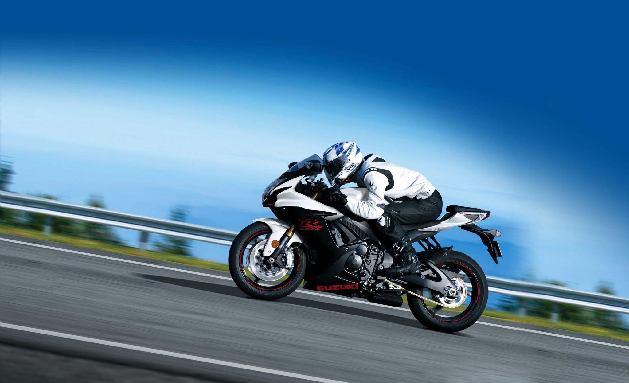 2020 Suzuki GSX-R600