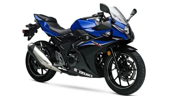 2020 Suzuki GSX250R