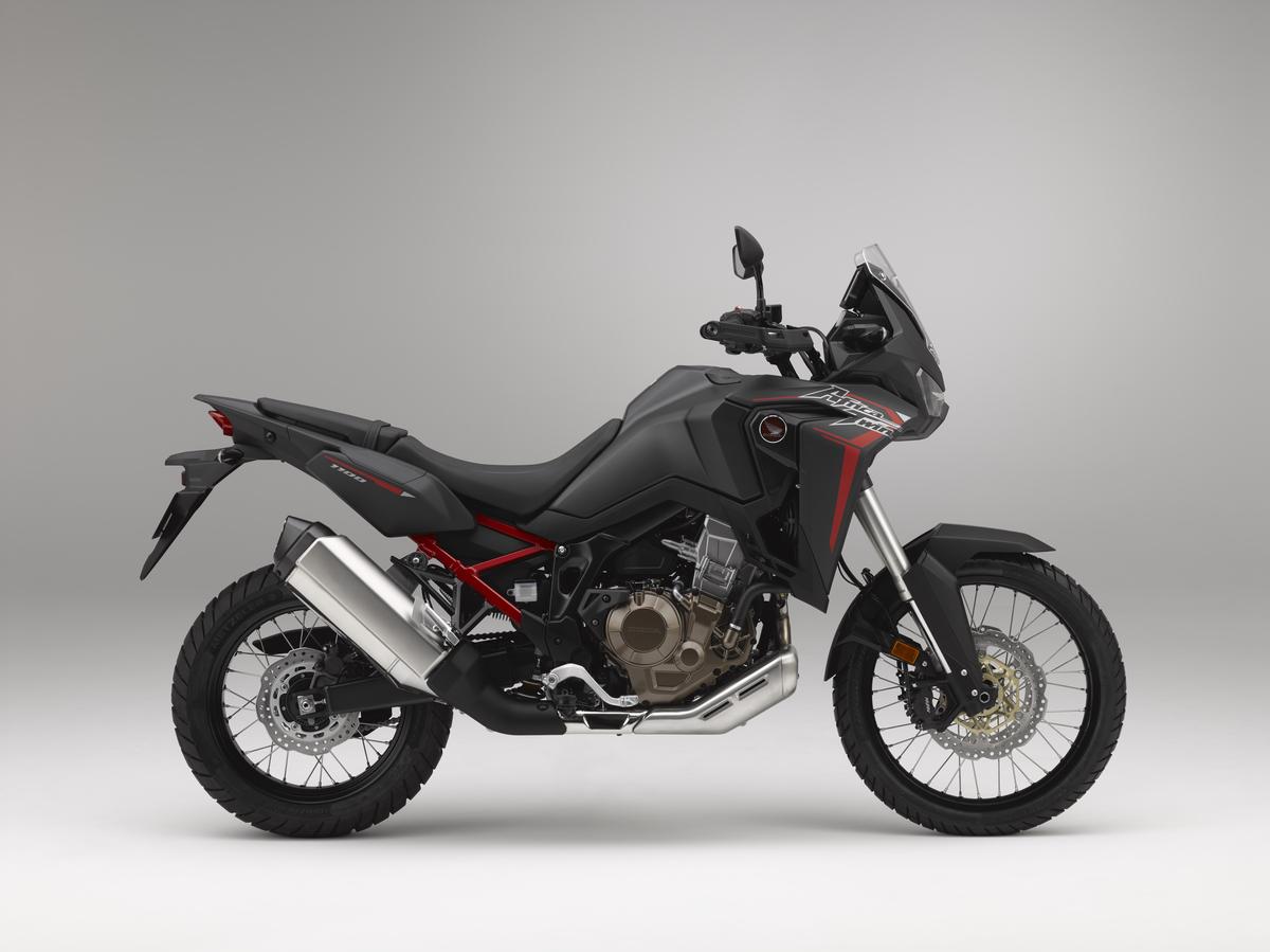 2020 Honda CRF1100L Africa Twin Matte Black Metallic