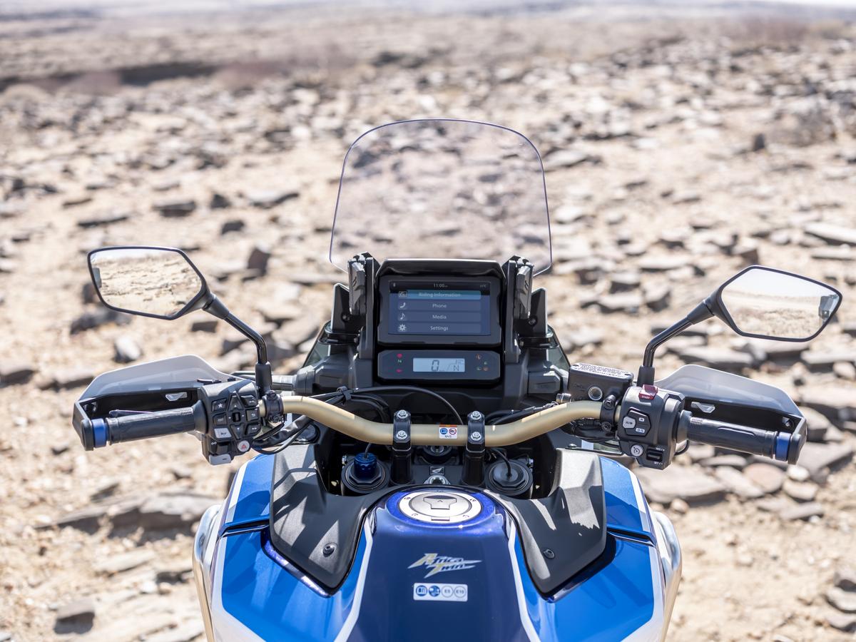 2020 Honda Africa Twin Adventure Sports Es Dct Model Overview Laptrinhx