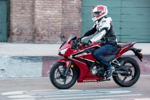 2020 Honda CBR300R [Model Overview]