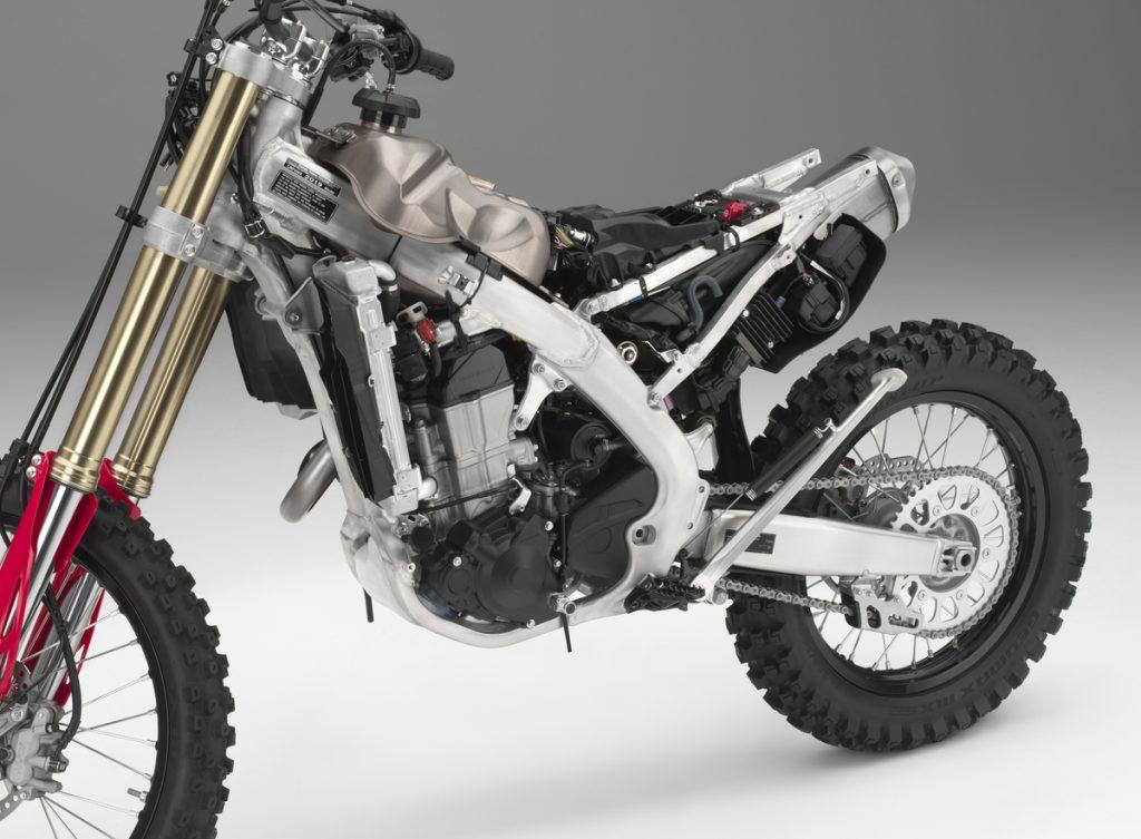 2020 Honda CRF450X