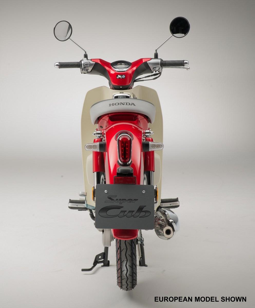 Honda Grom Price >> 2020 Honda Super Cub C125 ABS [Specs & Info] | wBW