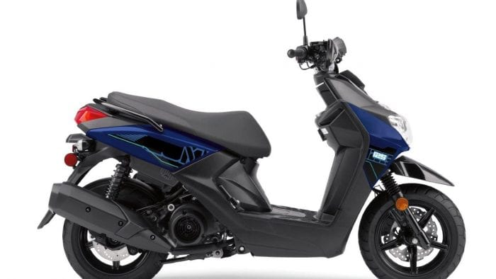 2020 Yamaha Zuma 125