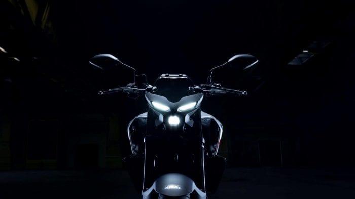 2020 Yamaha MT-03