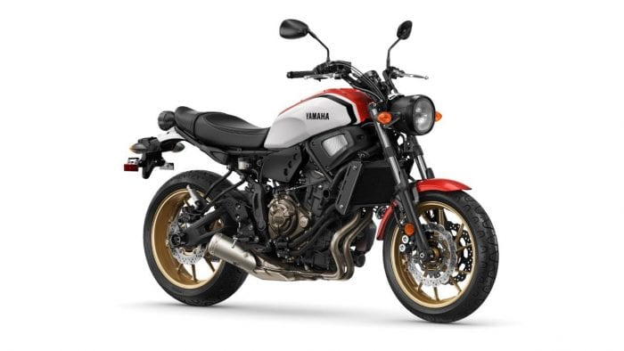 2020 Yamaha XSR700
