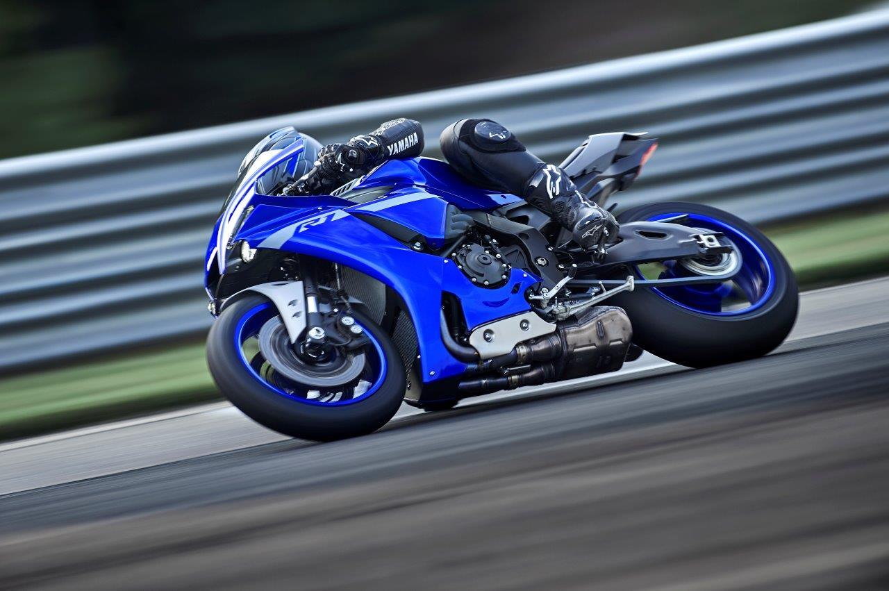 2020 Yamaha YZF-R1