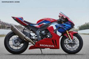 2021 Honda CBR1000RR SP [Model Overview]