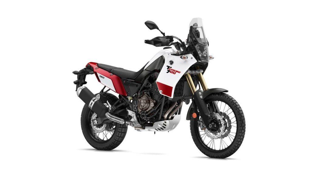 2021 Yamaha Tenere 700