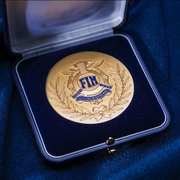 FIM gold medal
