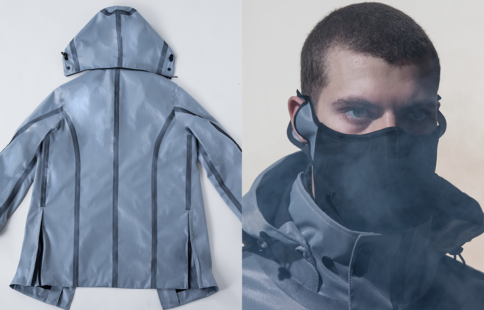 Spidi Mission Beta Concept Jacket