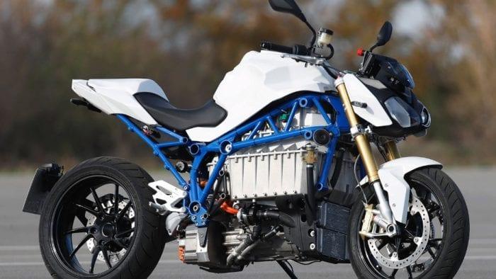 BMW E-Power Roadster