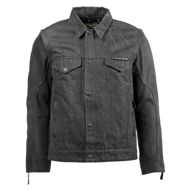 roland sands hefe textile jacket