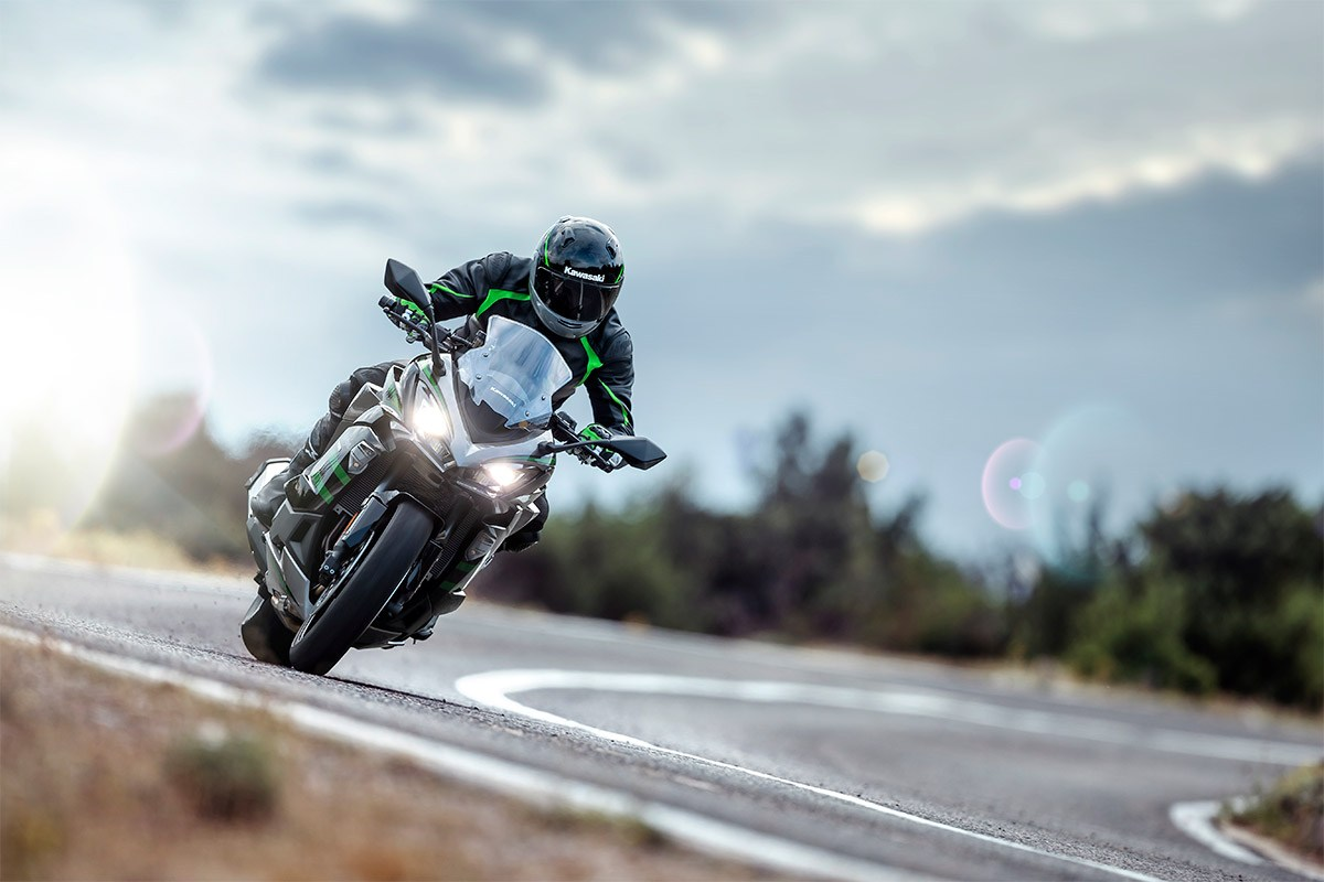 2020 Kawasaki Ninja 1000 SX