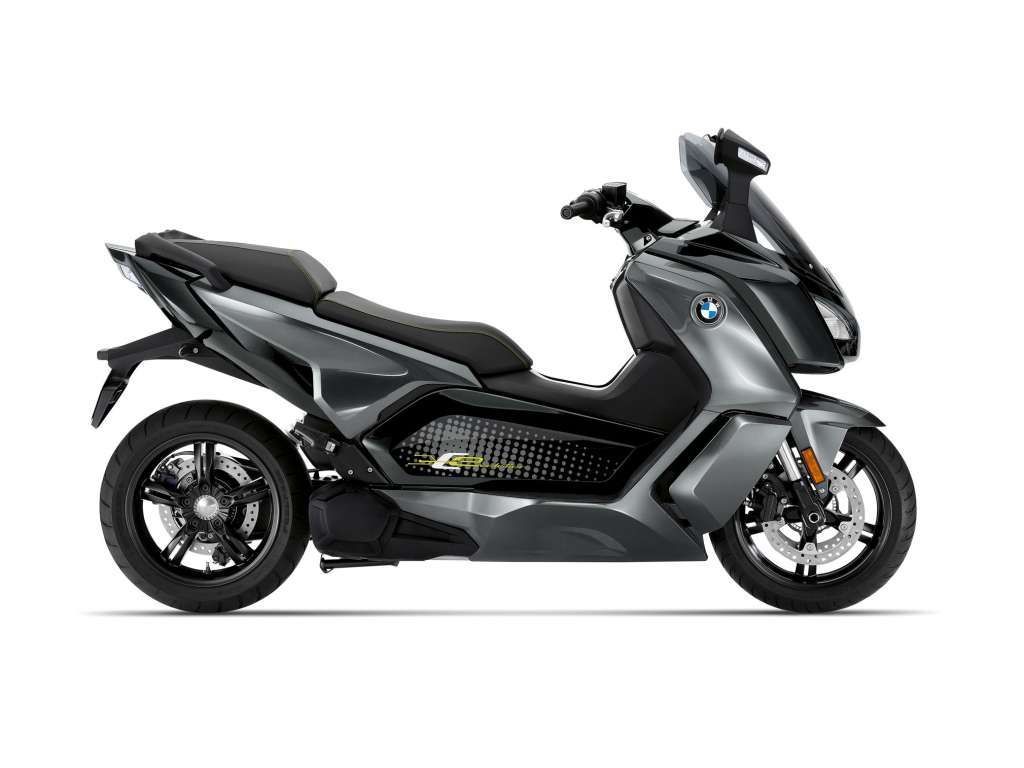 2020 BMW C evolution