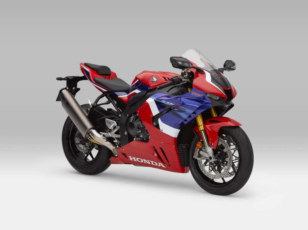 2020 Honda CBR1000RR-R Fireblade SP