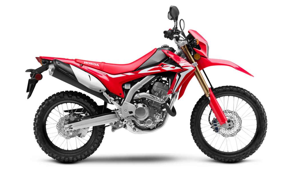 2020 Honda CRF250L