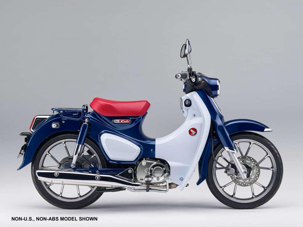 2020 Honda Super Cub 125