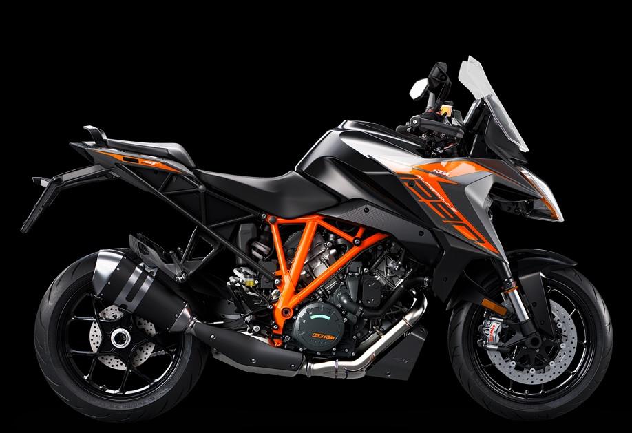 2020 KTM 1290 Super Duke GT
