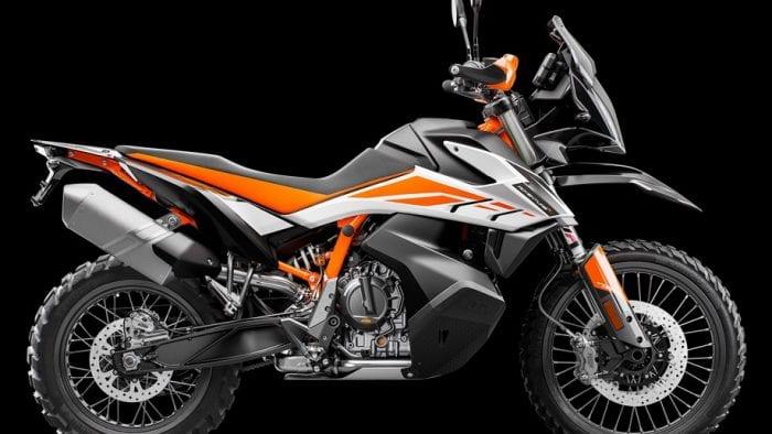 2020 KTM 790 Adventure R