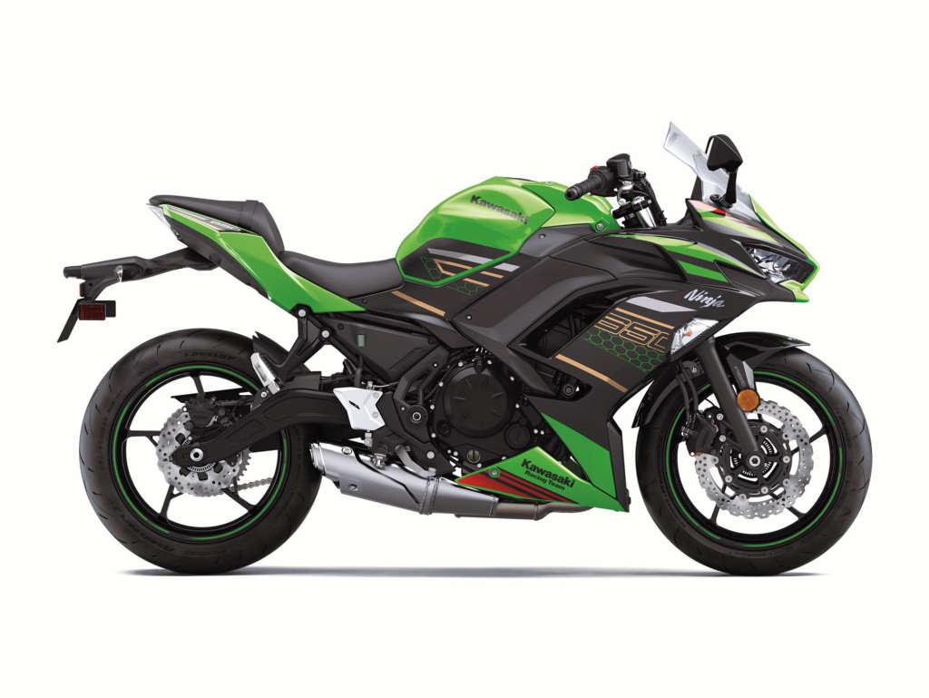2020 Kawasaki Ninja 650 ABS KRT Edition