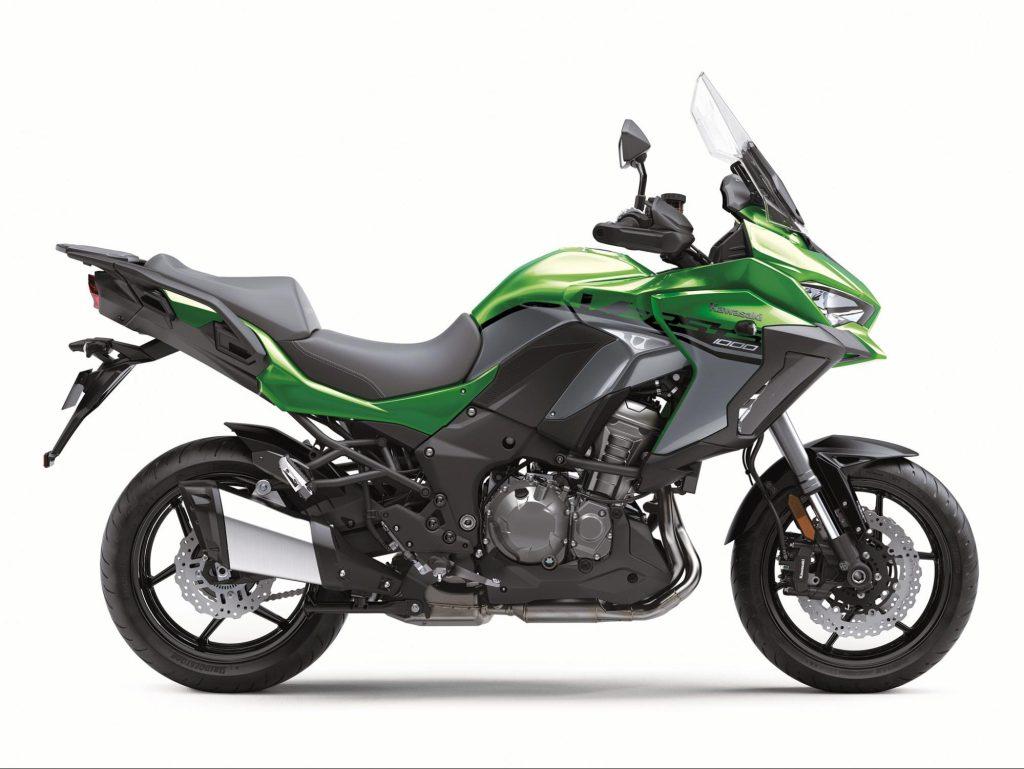 2020 Kawasaki Versys 1000 SE LT+