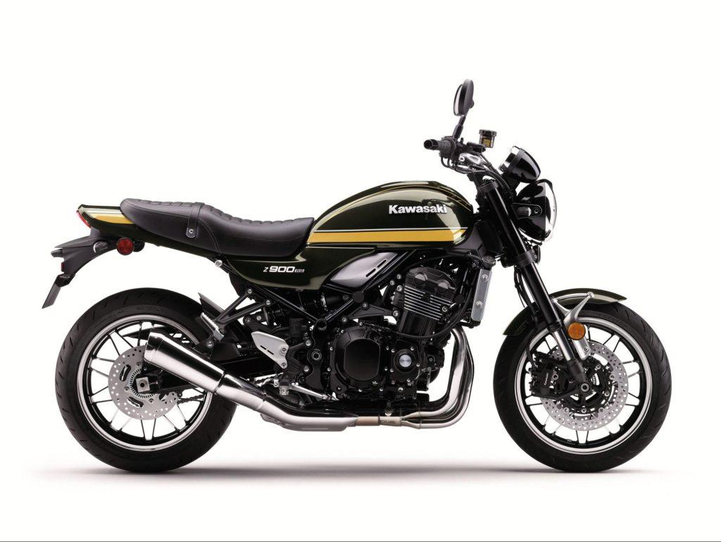 2020 Kawasaki Z900RS ABS