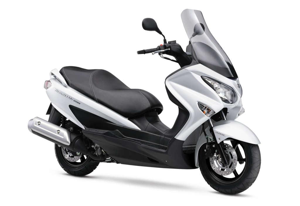 2020 Suzuki Burgman 200 ABS
