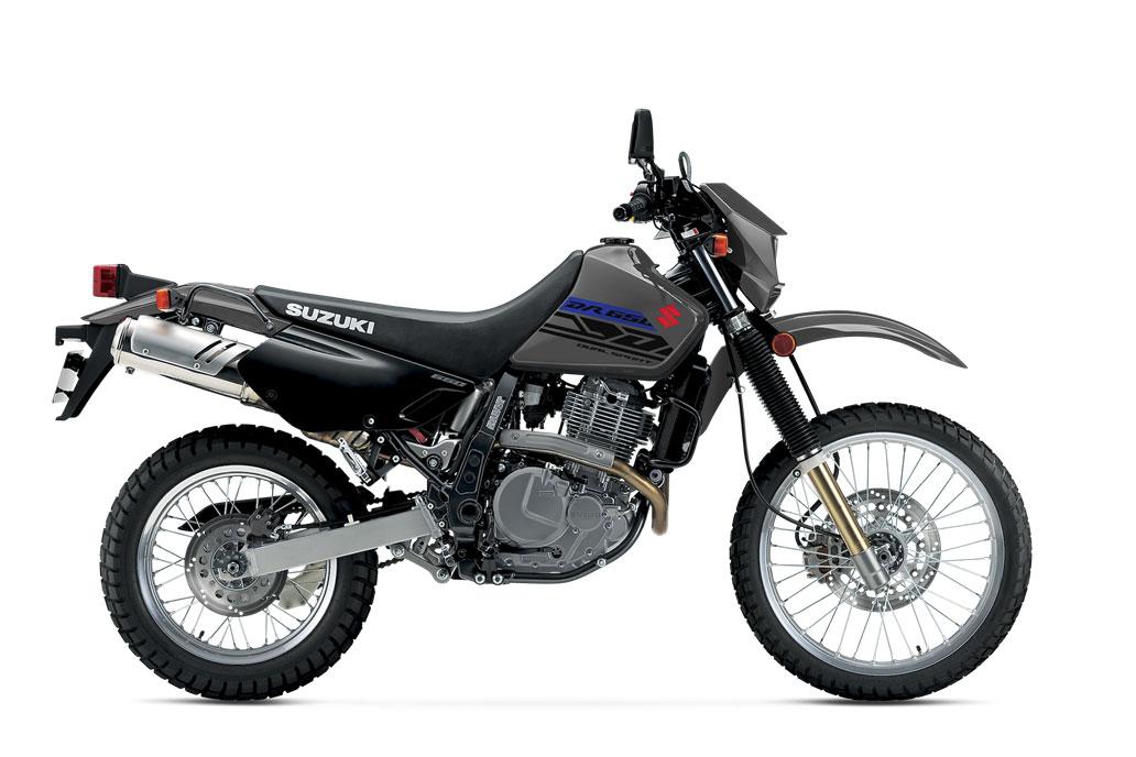 2020 Suzuki DR650S