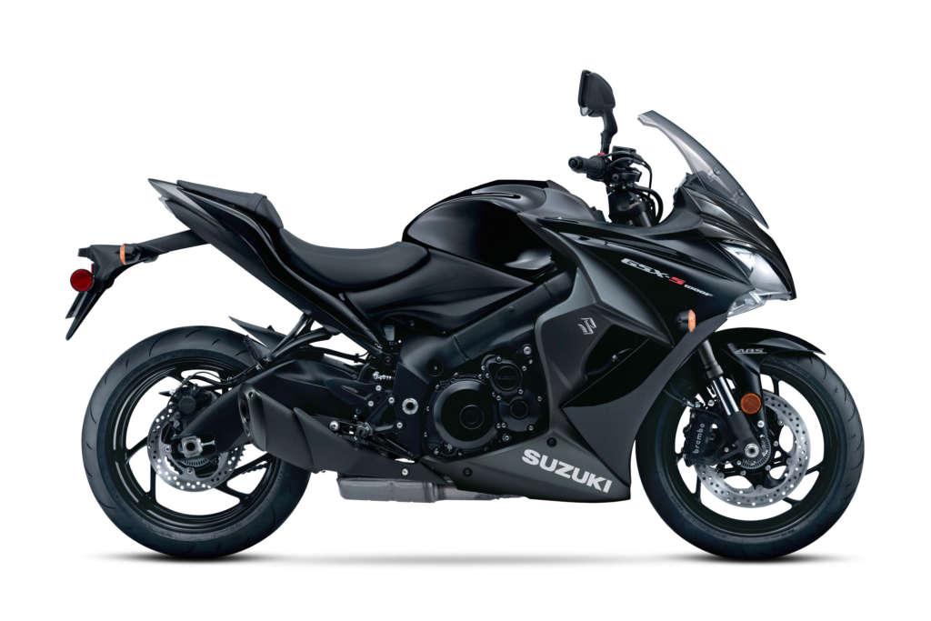 2020 Suzuki GSX-S1000F