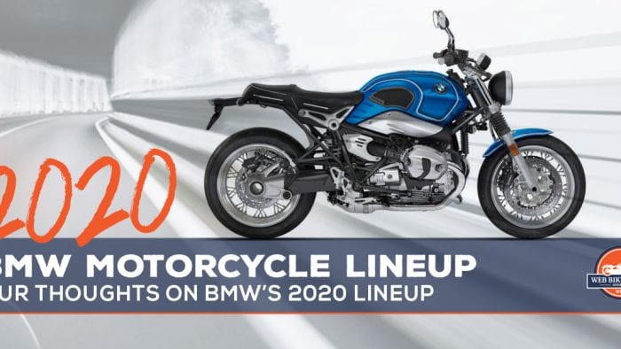 2020 BMW Motorcycles Model List