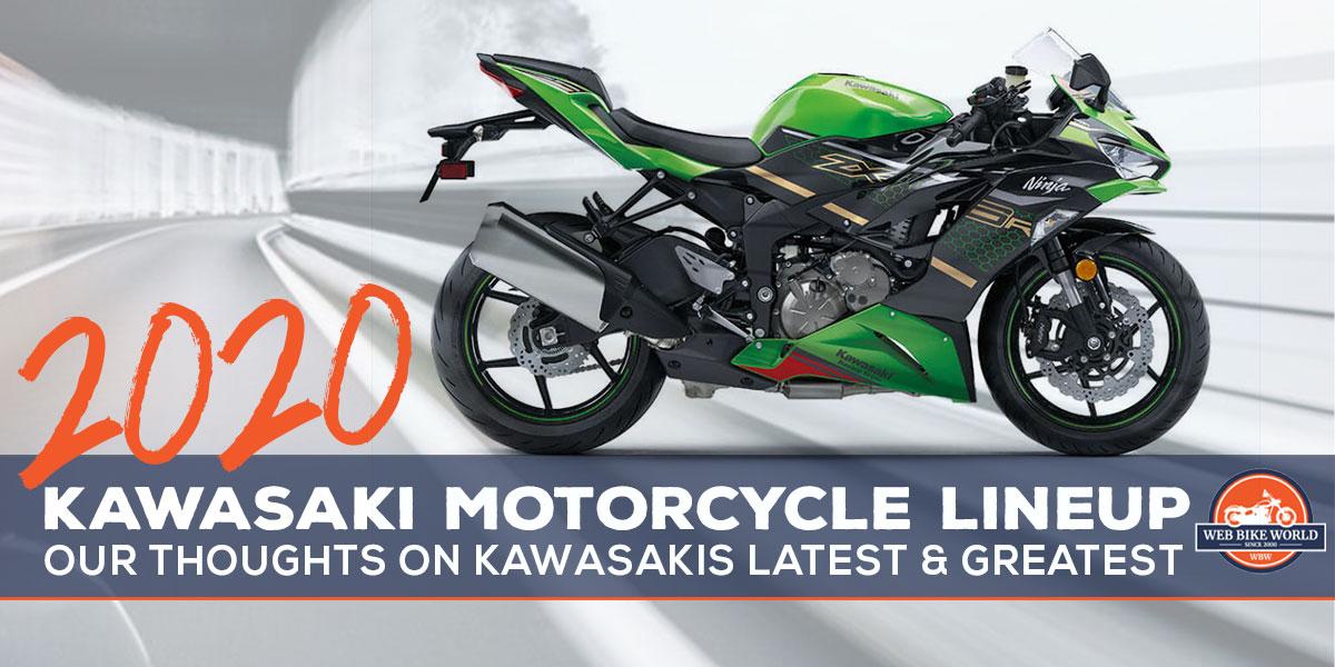 2020 Kawasaki Motorcycle Model List
