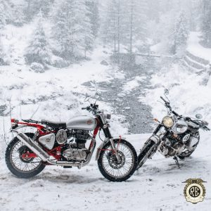 2020 Royal Enfield Bullet Trials 500