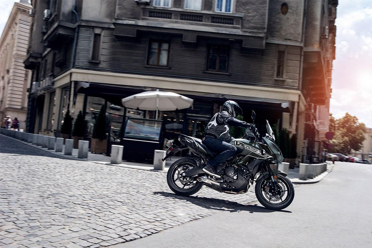 2020 Kawasaki Versys 650 ABS