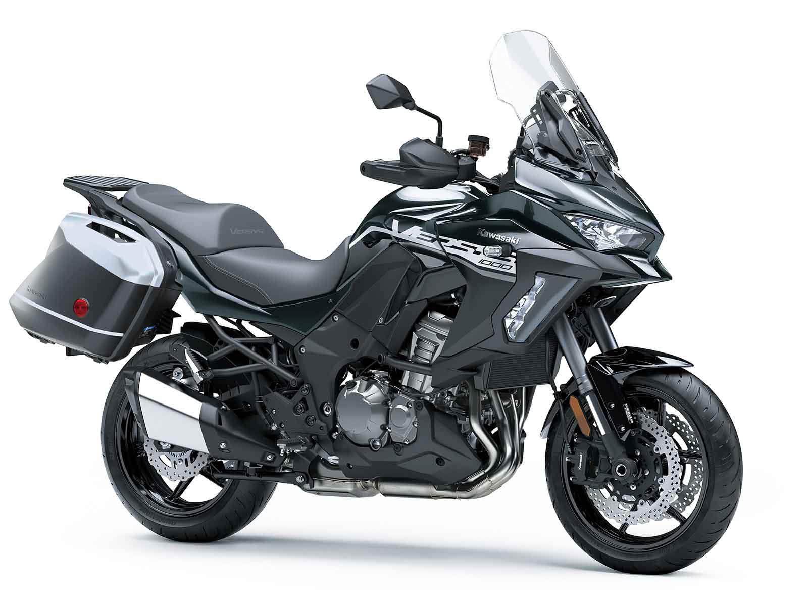 2020 Kawasaki Versys 1000 ABS LT SE