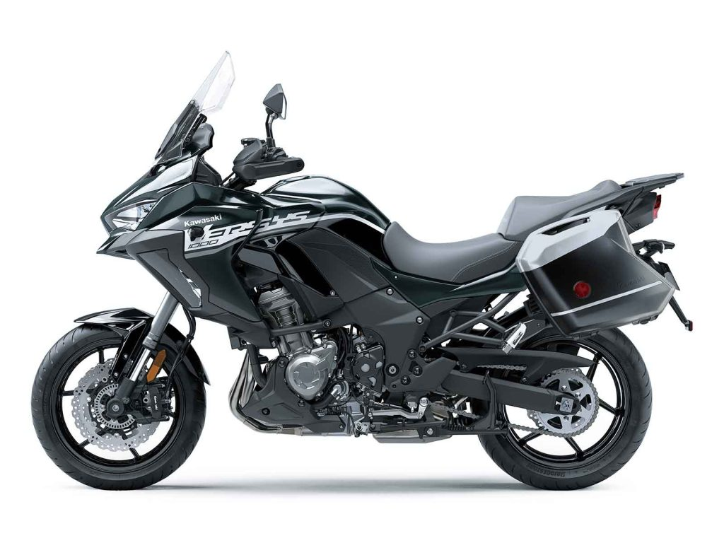 2020 Kawasaki Versys 1000 Abs Lt Se Canada Only Model